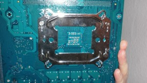 Die Backplate
